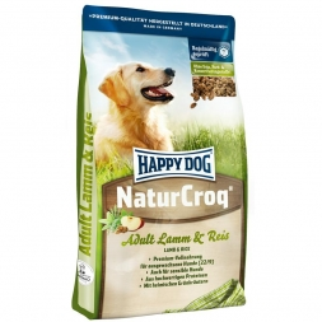 Happy Dog NaturCroq Lamm & Reis 1kg