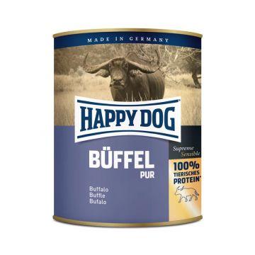 Happy Dog Dose Büffel Pur 800g (Menge: 6 je Bestelleinheit)