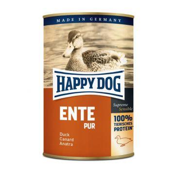 Happy Dog Dose Ente Pur 400g (Menge: 12 je Bestelleinheit)