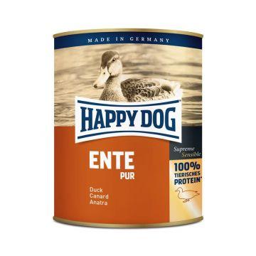 Happy Dog Dose Ente Pur 800g (Menge: 6 je Bestelleinheit)