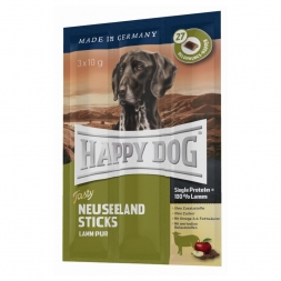 Happy Dog Tasty Neuseeland Sticks (Kaustange mit Lamm) 3x10g