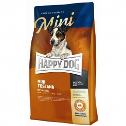 Happy Dog Supreme Mini Toscana 4 kg