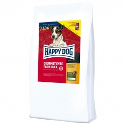 Happy Dog Mini Gourmet Ente - Duck 4 kg