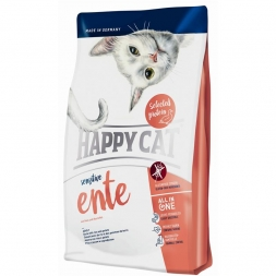 Happy Cat Sensitive Ente 300 g