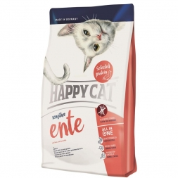 Happy Cat Sensitive Ente 1,4 kg