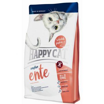 Happy Cat Sensitive Ente 4 kg
