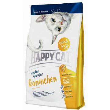 Happy Cat Sensitive Grainfree Kaninchen 4 kg