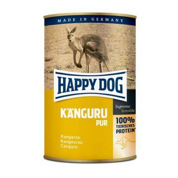 Happy Dog Dose Känguru Pur 400 g (Menge: 12 je Bestelleinheit)