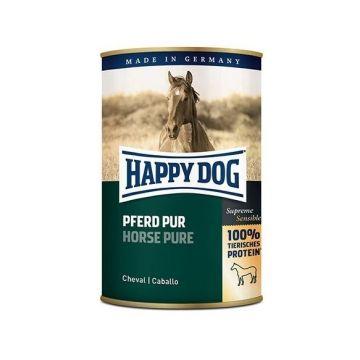 Happy Dog Dose Pferd Pur 400 g (Menge: 12 je Bestelleinheit)