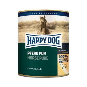 Happy Dog Dose Pferd Pur 800 g (Menge: 6 je Bestelleinheit)