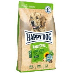 Happy Dog NaturCroq Lamm & Reis 4kg