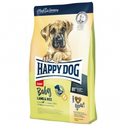 Happy Dog Supreme Baby Giant Lamb & Rice 4kg