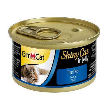 Gimpet Cat Dose ShinyCat Thunfisch 70g (Menge: 24 je Bestelleinheit)