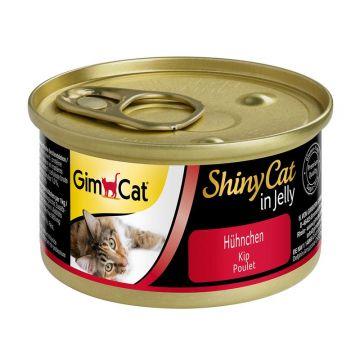 Gimpet Cat Dose ShinyCat Hühnchen 70g (Menge: 24 je Bestelleinheit)