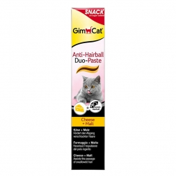 Gimpet Cat Anti-Hairball Duo Paste Käse & Malz 50g