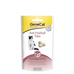 Gimpet Cat Anti-Hairball Tabs 40g