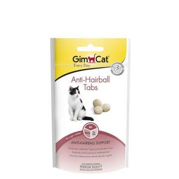 GimCat Anti-Hairball Tabs 40g