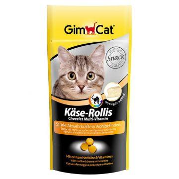 Gimpet Cat Käse-Rollis Multi-Vitamin 40g