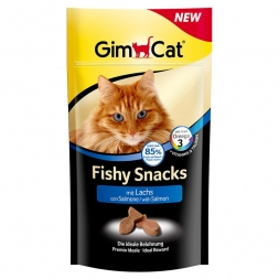 Gimpet Cat Fishy Snacks Lachs 35g