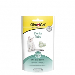 Gimpet Cat Denta Tabs 40g
