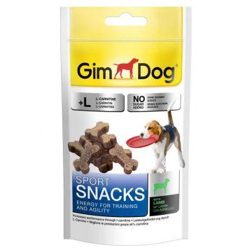 Gimpet Dog Sportsnacks Mini-Knochen Lamm 60g