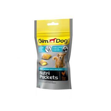 Gimpet Dog Nutri Pockets Agile 45g