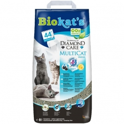 Biokat´s Diamond Care MultiCat fresh, 8 L
