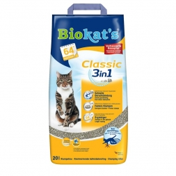 Gim. Biokats Classic 20 ltr.