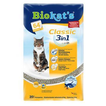 Biokats Classic 3 in 1     20 Liter