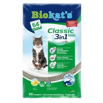 Biokats Classic 3 in 1 Fresh 20 Liter