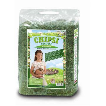 Chipsi Sunshine Wiesenheu 1kg (Menge: 5 je Bestelleinheit)