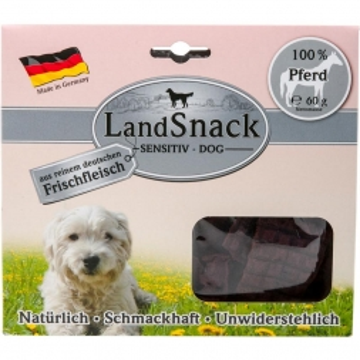LandSnack Sensitiv Dog Pferd  60g