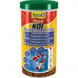 Tetra Pond Koi Sticks Colour & Growth 1 l
