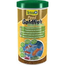 Tetra Pond Goldfish Mini Pellets 1 l
