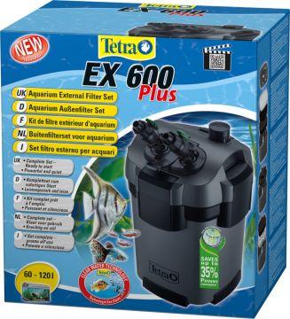 Tetra EX   600  plus  Außenfilter-Komplettset