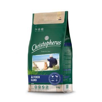 Christopherus Älterer Hund Geflügel, Lamm, Ei, Reis  4kg