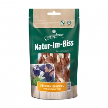Christopherus Snack Natur-Im-Biss Hähnchenkausticks 70g (Menge: 12 je Bestelleinheit)