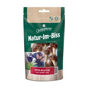 Christopherus Snack Natur-im-Biss Entenkausticks 70g (Menge: 12 je Bestelleinheit)