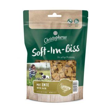 Christopherus Snacks Soft-Im-Biss mit Ente 125 g (Menge: 12 je Bestelleinheit)