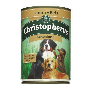 Christopherus Dose Lamm & Reis pur Schonkost 400g (Menge: 6 je Bestelleinheit)