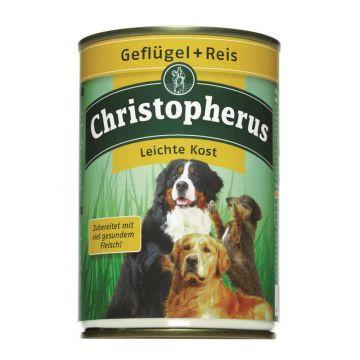 Christopherus Dose Geflügel & Reis pur Schonkost 400g (Menge: 6 je Bestelleinheit)