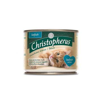 Christopherus Cat Dose Adult Seefisch 200g (Menge: 6 je Bestelleinheit)