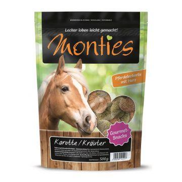 Monties Karotte & Kräuter Snacks 500g (Menge: 6 je Bestelleinheit)