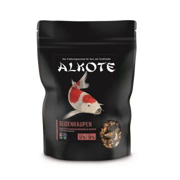 AL-KO-TE Fisch Futter Seidenraupen 300 g