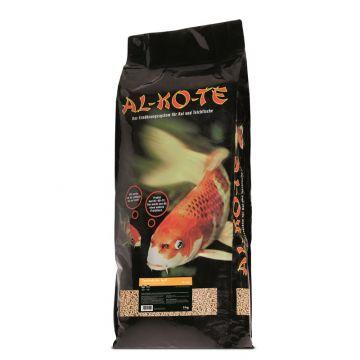 AL-KO-TE Fisch Futter Teichsticks hell 4 mm 4,5 kg