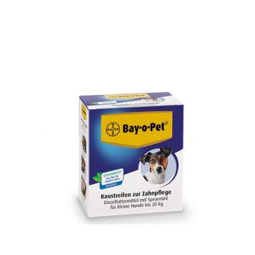 Bay-o-Pet Zahnpflege Kaustreifen Spearmint kleiner Hund 140g