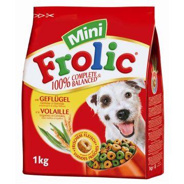Frolic Complete Mini mit Gefluegel, Gemuese und Getreide 1kg