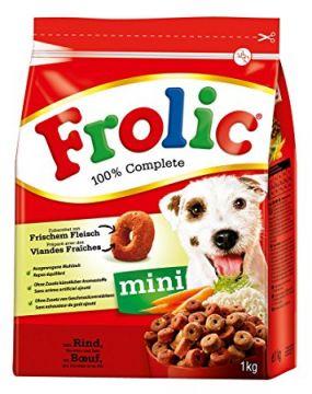Frolic Complete Mini mit Rind 1kg