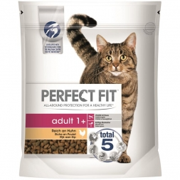 Perfect Fit Cat Adult reich an Huhn 750g
