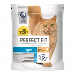 Perfect Fit Cat Light 1+ reich an Huhn 750g